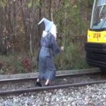Gandalf VS Train - You Shall not Pass
