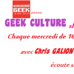 ANNONCE EMISSION fréquence geek